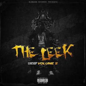 The Leek 5 Chief Keef front cover