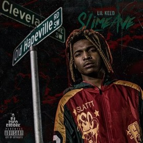 Slime Avenue Lil Keed front cover