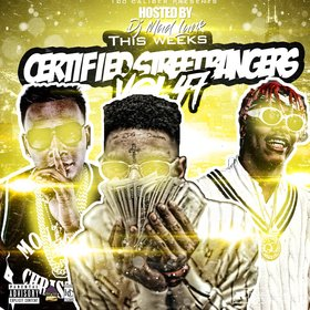 This Weeks Certified Street Bangers Volume.47 DJ Mad Lurk front cover
