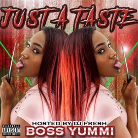 Just A Taste Boss Yummi front cover