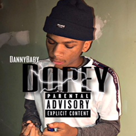 Dope DannyBaby front cover