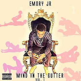Mind In The Gutter Vol. 1 Emory Jr front cover