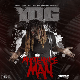 The Maintenance man Y.D.G. front cover