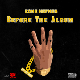 Before The Album Zone Hefner front cover