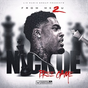 From Me 2 U Nickoe front cover