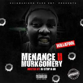 Menance ll Murkgomery WillAFool front cover