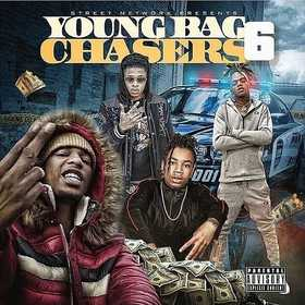 Young Bag Chasers 6 Dj E-Dub front cover