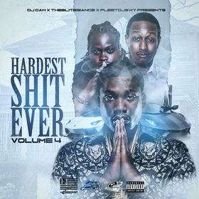 Hardest Shit Ever Vol. 4 DJ Cam front cover