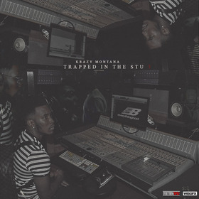 Trapped In The Stu 3 Krazy Montana front cover