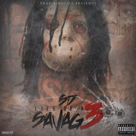 Life Of A Savage 3 SD front cover