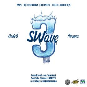 SWave 3 Code G front cover