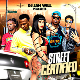 Street Certified DJ Jah Will front cover