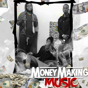 Money Making Music A1 Money Team front cover