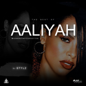 Aaliyah Tribute 2015 DJ Stylz front cover