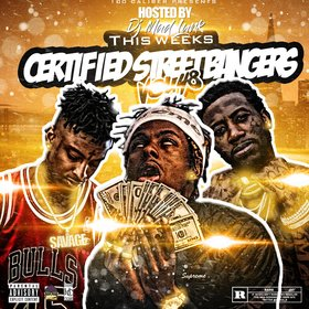 This Weeks Certified Street Bangers Vol. 48 DJ Mad Lurk front cover
