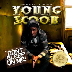 Don't sleep on me Young Scooby front cover