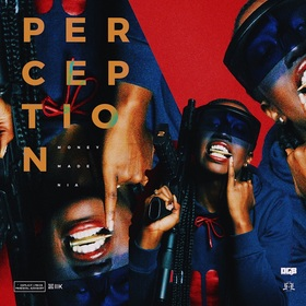 Perception Dirty Glove Bastard front cover