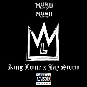 Jay Storm Vs King Louie King Louie front cover