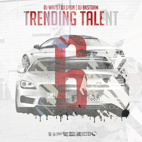 Trending Talent 6 DJ Wats front cover