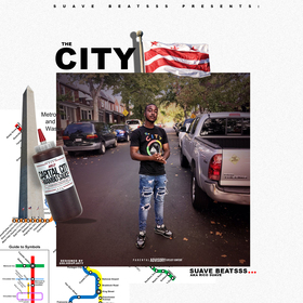 The City Suavebeatss front cover