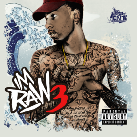 I'm Raw 3 - EP Raw Inked front cover