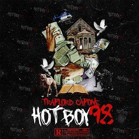 Hot Boy 98 TrapLord Capone front cover