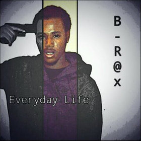 Everyday Life B-R@x front cover