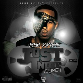 Just Indie Vol.1 Jalah Supreme front cover