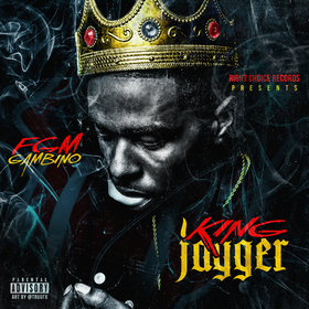 King Jagger FGM Gambino front cover