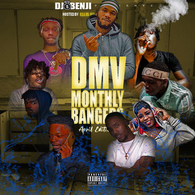 DMV Monthly Bangers (April Edition) DJ Benji front cover