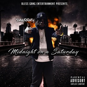 Midnight on a Saturday Crazy Boy Thugger front cover