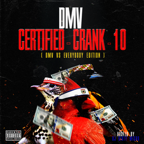 DMV Certified Cank 10 (DMV vs Everybody Edition) Certified Plugg DMV front cover