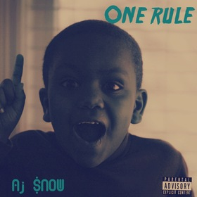 One Rule AJ $NOW front cover
