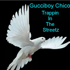 Trappin In The Streetz Gucciboy Chico front cover