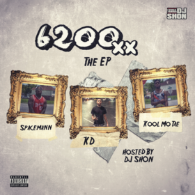 6200xx Spacemann, KD, Kool Mo Tae front cover
