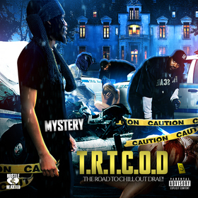 T.R.T.C.O.D Mystery front cover
