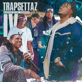 TrapSettaz 4 DJ 1Hunnit front cover