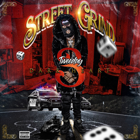 "Street Grind 3 ""Dark Heart"" tweeday front cover"