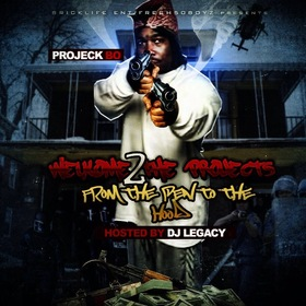 Welcome To The Projects Projeck Bo front cover