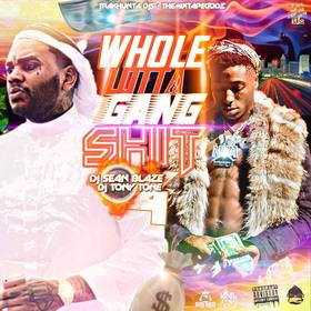 Whole Lotta Gang Shit 4 DJ Seanblaze front cover