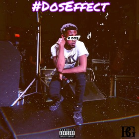 #DosEffect K Dos front cover
