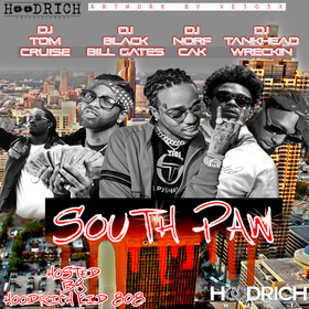 South Paw DJ Norf Cak front cover