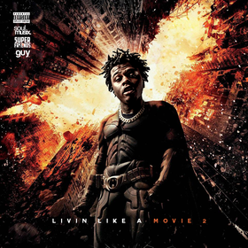 Livin Like A Movie 2 (Gunna Edition) GuyATL front cover