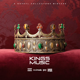 King's Music GuyATL front cover