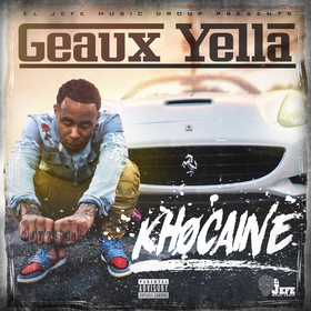 Khocaine Geaux Yella front cover