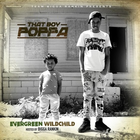 Evergreen WildChild That Boy Poppa front cover