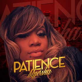 Patience Myesha front cover