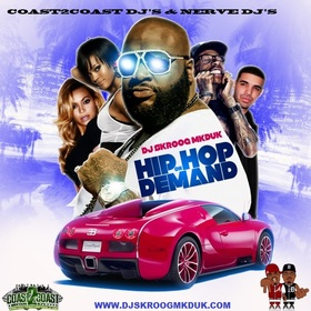 Hip Hop On Demand Skroog Mkduk front cover