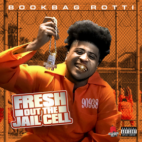 Fresh Out The Jail Cell Bookbag Rotti front cover