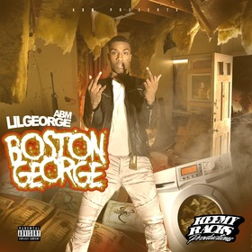 Abm Lil George - Boston George The Mixtape Heavy G front cover